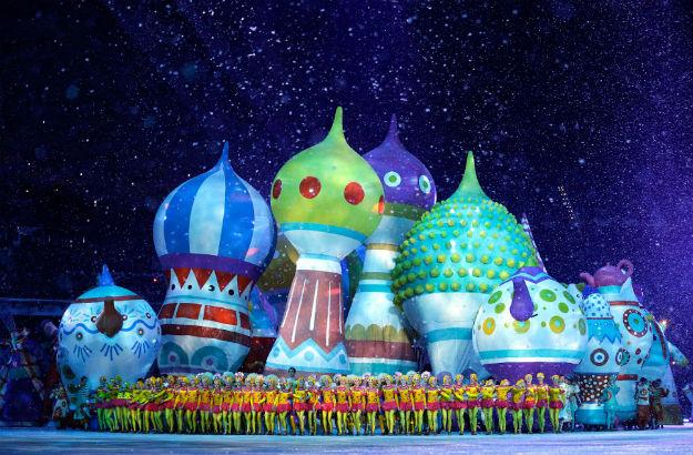 Музыка олимпийские игры сочи 2014 скачать
