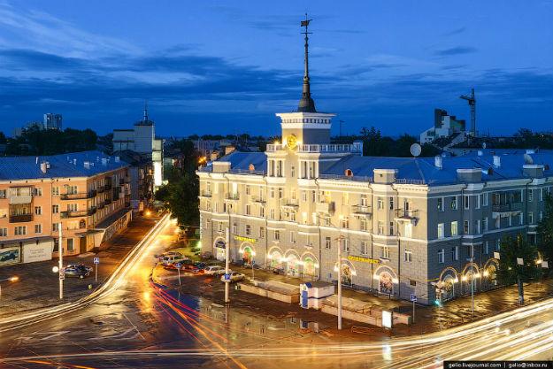 барнаул картинки города