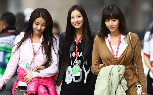 Картинки китаянок кореянок фото 367-430